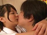 It takes three large dicks to satisfy Aoyama Mirai picture 14
