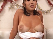 Japanese student likes dick riding activities