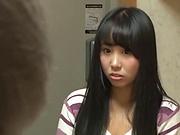 Mega wild Yuria Satomi in scenes of rough sex