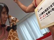 Asada Yuuri in impressive hardcore porn play