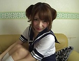 Mari Rika is a sweet, Japanese teen picture 3