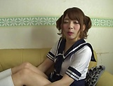 Mari Rika is a sweet, Japanese teen picture 4