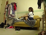 Mari Rika is a sweet, Japanese teen picture 9