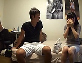 Amami Kokoro got a rear fuck from her ex picture 12