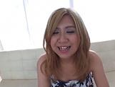 Mochizuki Helene Angelica in lingerie nailed deep