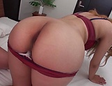 Cute Mochizuki Helene Angelica hot anal fuck