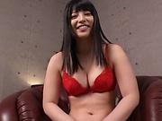 Uehara Ai premium solo anal toy porn on cam