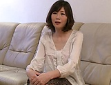 Mature Rie Takeuchi bends ass for the finest anal play