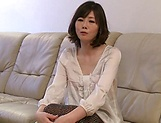 Mature Rie Takeuchi bends ass for the finest anal play picture 13