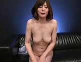 Hot Japanese mature anal with sexy Rie Takeuchi