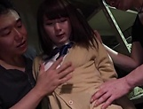 Adorable schoolgirl is getting assfucked picture 3