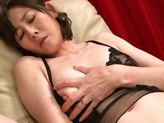 Asian mature hot anal sex!