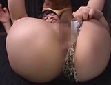 Uehara Ai pleasured by an erotic blowjob picture 11
