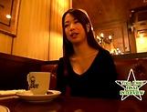 Nasty Asian minx Emiri Toda gets bukkake gangbang