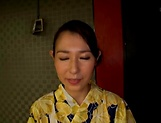 Hottie Imai Mayumi jerks of multiple schlongs picture 3