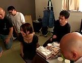 Tasty minx Emiri Toda loves hot steamy cocks picture 12
