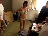 Tasty minx Emiri Toda loves hot steamy cocks picture 15