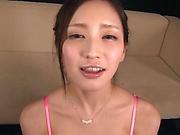 Momodani Erika is fucking like a pro