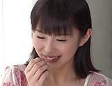 Oto Sakino is a hot, cosplay cock sucker