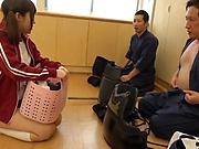 Yui Makina had a hardcore sex session