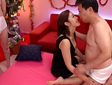 Mizuno Asahi pleasured with a foot licking picture 4
