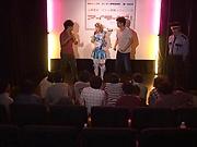 Kinky Gang bang session involving hot Ai Uehara