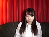 Amano Miyuu ,makes a guy get a massive cum
