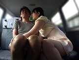 Ai Uehara shows her amazing wang engulfing skills picture 9