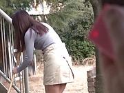 Sexy Mirei Make loves a sensual vibrator play