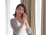 Cute mature lady Shihori Endou loves getting creamed