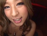 Exciting POV head from lusty chick Sakurai Chinami