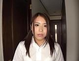 Hijiri Aira, impresses in a cute pov scene
