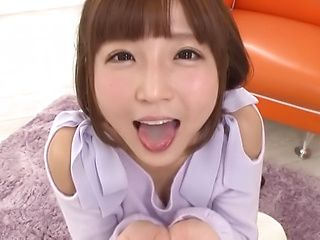 Sakura Kizuna ,excels in her blwjob giving skills