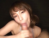 Exclusive amateur POV blowjob by Suzumura Airi