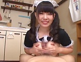 Ayanami Yume devours her dude in a raunchy pov