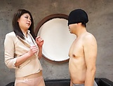 Hot milf, Torii Miki is into facesitting picture 15