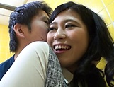 Japanese princess takes a worthy cum in mouth picture 11