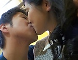 Japanese princess takes a worthy cum in mouth picture 12