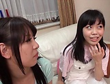 Tokyo amateur girl gets cum in mouth picture 10
