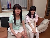 Tokyo amateur girl gets cum in mouth picture 1