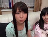 Tokyo amateur girl gets cum in mouth picture 2