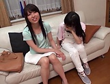 Tokyo amateur girl gets cum in mouth picture 9