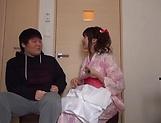 Hayakawa Mizuki handles cock in superb manners picture 12