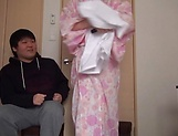 Hayakawa Mizuki handles cock in superb manners picture 13