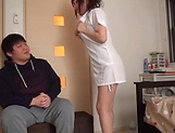 Hayakawa Mizuki handles cock in superb manners picture 15