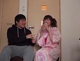 Hayakawa Mizuki handles cock in superb manners