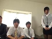 Ootsuki Hibiki achieves the perfect masturbation