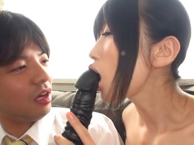 Ootsuki Hibiki featured in a gang bang