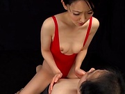 Itou Eri gets kinky enjoying a lovely masturbation