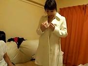Wild fuck session involving Sakurai Aya
